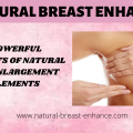 The Powerful Ingredients of Natural Breast Enlargement Supplements